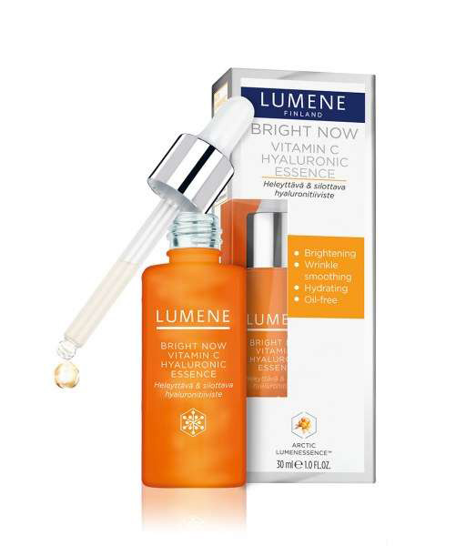 Lumene: Bright Now Vitamin C